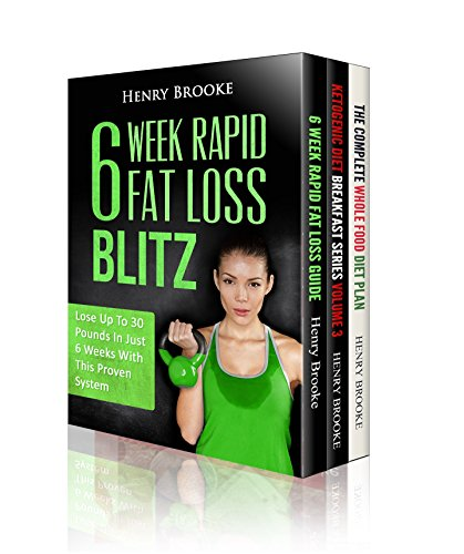 Whole Food Box Set: Great Diet Recipes for Ketogenic Diet, Paleo, Spiralizer, Rapid Weight Loss, Healthy Living, Anti Inflammation, Manage Stress by Henry Brooke