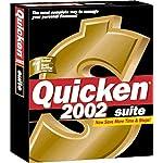 Quicken 2002 Suite