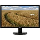 Acer K242HLbd 61cm (24 Zoll) Monitor (VGA, DVI, 5ms Reaktionszeit) schwarz