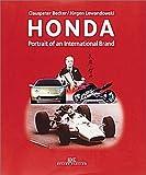 img - for Honda: Portrait of an International Brand book / textbook / text book
