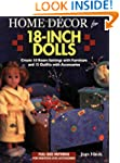 Home Decor for 18-Inch Dolls: Create...