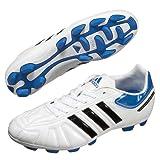 adidas(アディダス) サッカースパイク メンズ プンテロ VII TRX HG ホワイト/ブルー 28