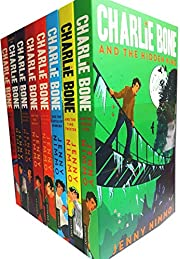 Charlie Bone Pack, 8 books, RRP £47.92…