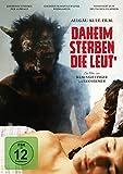 DVD Cover 'Daheim sterben die Leut' (restaurierte Fassung)