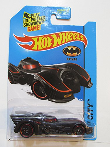2015 Hot Wheels Batman Hw City - Batmobile - 1