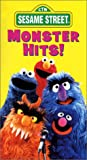 Sesame Street - Monster Hits! [VHS]