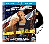 Cover art for  Natural Born Killers (R-Rated Version) (Blu-ray Book Packaging)
