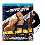 Natural Born Killers (R-Rated Version) (Blu-ray Book Packaging) ~ Woody Harrelson