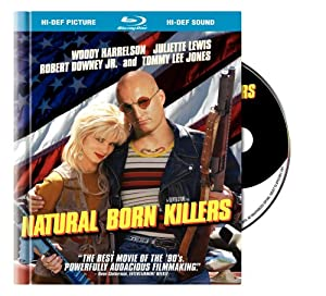 Natural Born Killers (R-Rated Version) (Blu-ray Book Packaging)
