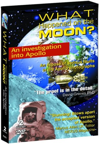 What Happened on the Moon [DVD] [Region 1] [US Import] [NTSC]