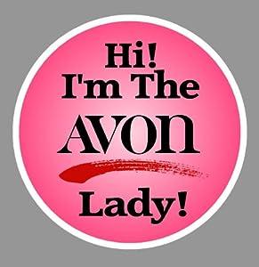 Amazon.com: Avon Auto Reflective Magnet - Hi! I'm the Avon
