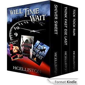 WILL TIME WAIT: Boxed set of 3 bestselling 'ticking clock' thrillers (English Edition)