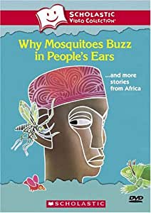 Why Mosquitoes Buzz in People
