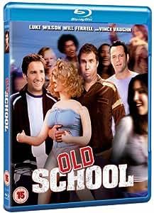 Old School [Blu-ray] [UK Import]