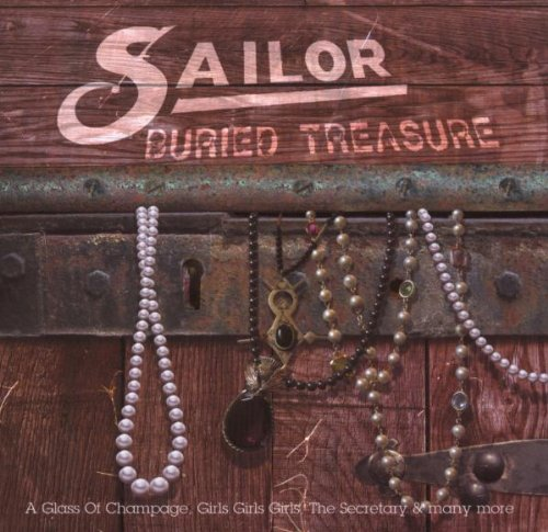 Sailor - Buried Treasure: Sailor Anthology - Zortam Music
