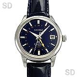 [セイコー]SEIKO腕時計 グランドセイコー オートマチック GMT 10周年記念モデル ブルー Ref:SBGM031 メンズ [中古] [並行輸入品]