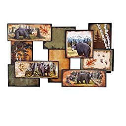 Northwoods Bear Wall Art