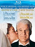 Father of the Bride: 20th Anniversary Edition 2-Movie Collection - 3-Disc BD Bilingue Combo Pack (BD+2-Disc DVD) [Blu-ray] (Sous-titres français)