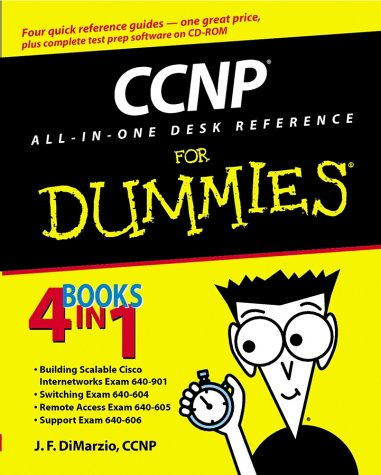 CCNP All-in-One Desk Reference For Dummies