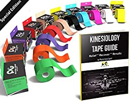 Physix Gear Sport Kinesiology Tape 2\
