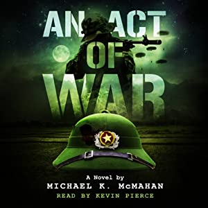 An Act of War Audiobook