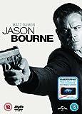 Jason Bourne (DVD + Digital Download) [2016]