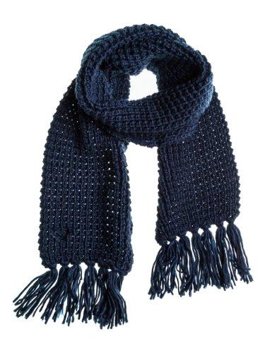 Roxy, Sciarpa  Donna Mellow Scarf, Blu (night blue), 20 x 30 x 3 cm