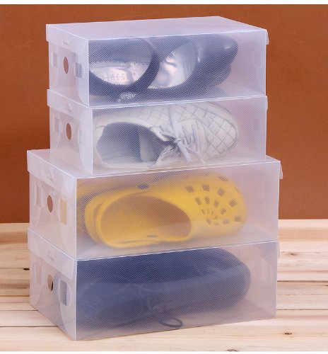 how to pack shoes for storage