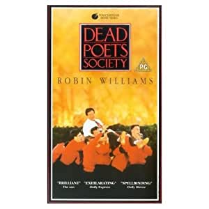 Dead Poets Society [VHS] [Import anglais]