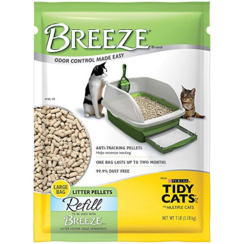 Tidy Cats Breeze Pellets - 7 lbs XL Bag (Tidy Breeze Pellets compare prices)