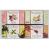 Venezia Soapworks Pure Vegetable Bath Soap Combo (4 Pack).. iwgl
