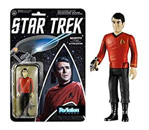 Funko ReAction: Star Trek - Scotty Action Figure