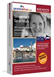 Platz 5: Sprachenlernen24.de Slowenisch-Basis-Sprachkurs: PC CD-ROM f