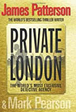 By James Patterson:Private London [Hardcover]
