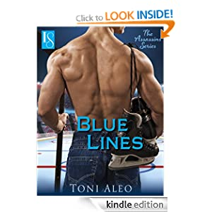 Blue Lines: The Assassins Series: A Loveswept Contemporary Romance