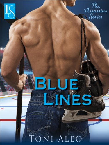 Blue Lines: The Assassins Series: A Loveswept Contemporary Romance by Toni Aleo