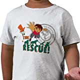 Go, Diego, Go!: To The Rescue Tee - Boys