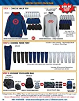 Anaconda Sports® Atech Fleece Team Package (Call 1-800-398-7625 to order)