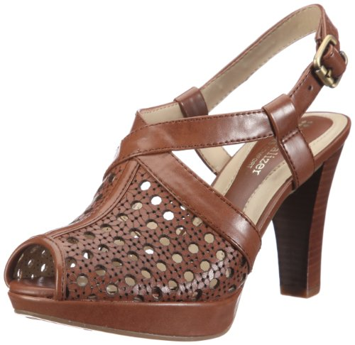 Naturalizer KORINA Fashion Sandals Womens Brown Braun (Banana Bread) Size: 6.5 (40 EU)