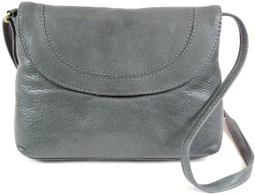 Ladies Soft Premium Leather Shoulder / Cross