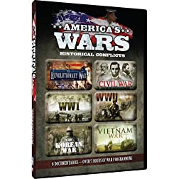 War Documentaries - America's Wars - Historical Conflicts