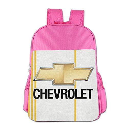 launge-kids-chevrolet-logo-school-bag-backpack