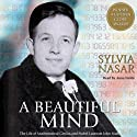 A Beautiful Mind Audiobook by Sylvia Nasar Narrated by Anna Fields