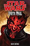 img - for Star Wars: Darth Maul-Death Sentence book / textbook / text book