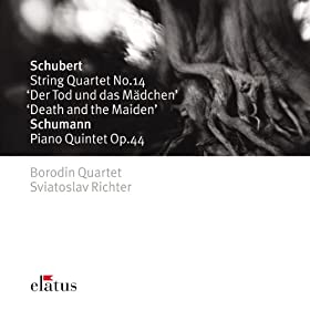 Schubert : String Quartet, 'Death and the Maiden' & Schumann : Piano Quintet - Elatus