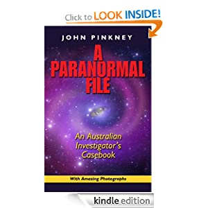 ledacnu A Paranormal File [author, JOHN PINKNEY] book