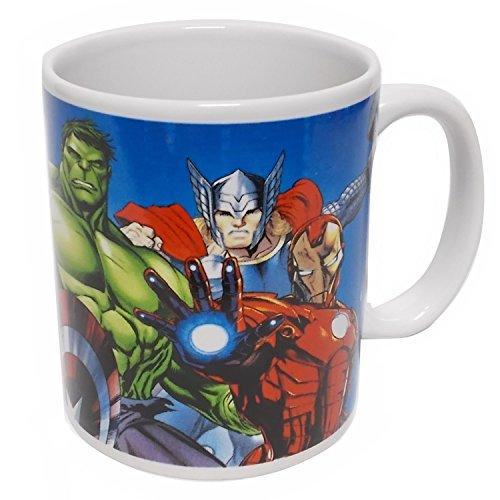 Avengers tazza ceramica 39831