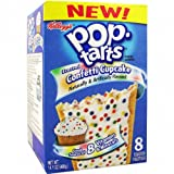 Kellogg's Confetti Cupcake Pop Tarts 14.1 oz/400 g (pack of 2)