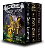img - for Zoe & Zak Adventures: Books 1-3 (The Heroes of the Himalayas) book / textbook / text book