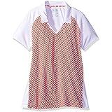 Adidas Golf Women's Climachill Short Sleeve Fashion Polo T-Shirt